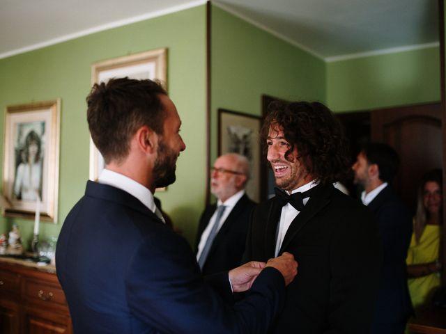 Il matrimonio di Vittoria e Filippo a Torino di Sangro, Chieti 19