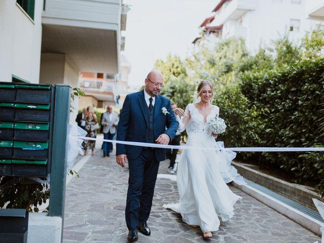 Il matrimonio di Vittoria e Filippo a Torino di Sangro, Chieti 52