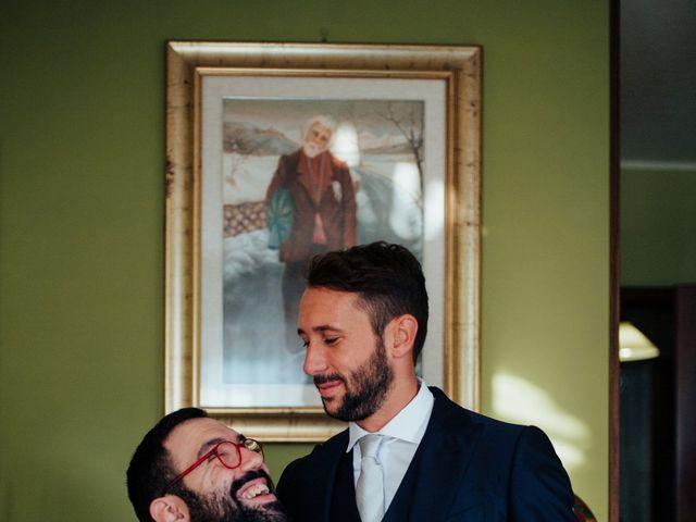 Il matrimonio di Vittoria e Filippo a Torino di Sangro, Chieti 58