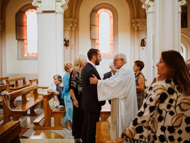 Il matrimonio di Vittoria e Filippo a Torino di Sangro, Chieti 72