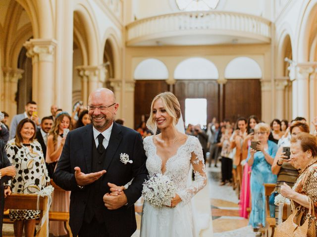 Il matrimonio di Vittoria e Filippo a Torino di Sangro, Chieti 77