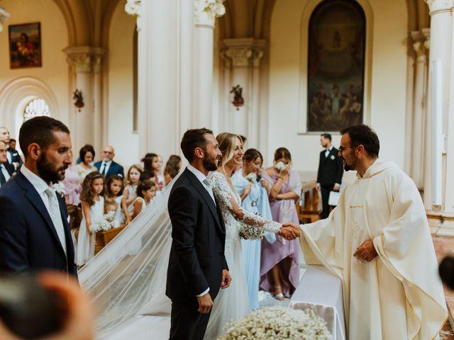 Il matrimonio di Vittoria e Filippo a Torino di Sangro, Chieti 81