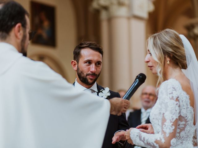 Il matrimonio di Vittoria e Filippo a Torino di Sangro, Chieti 84