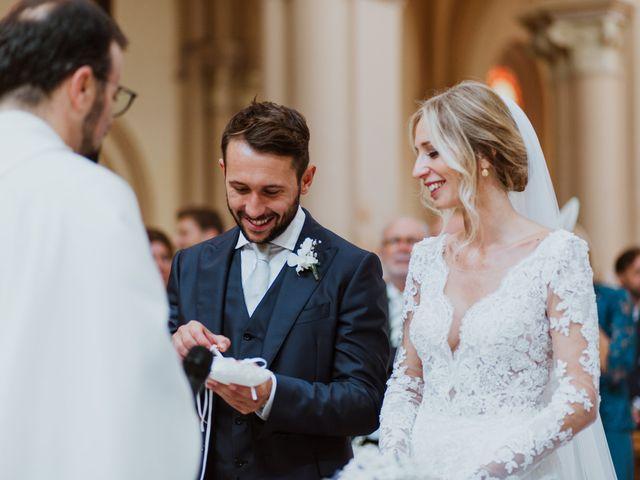 Il matrimonio di Vittoria e Filippo a Torino di Sangro, Chieti 87