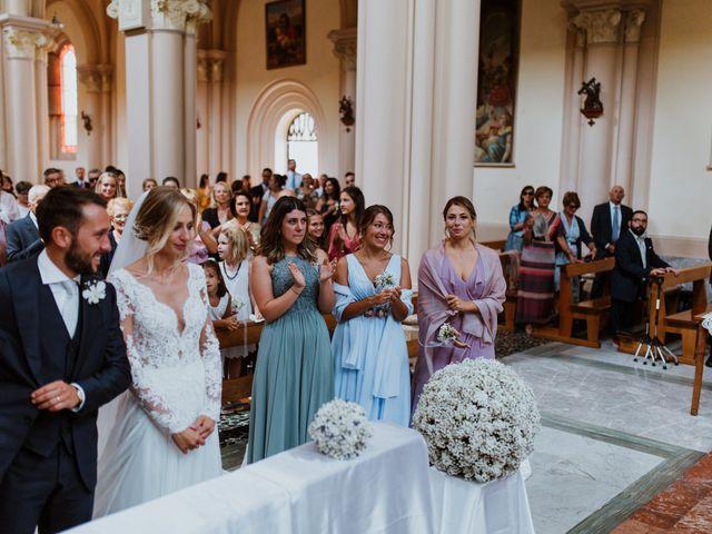 Il matrimonio di Vittoria e Filippo a Torino di Sangro, Chieti 90