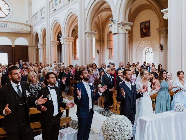 Il matrimonio di Vittoria e Filippo a Torino di Sangro, Chieti 91