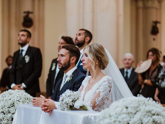 Il matrimonio di Vittoria e Filippo a Torino di Sangro, Chieti 92