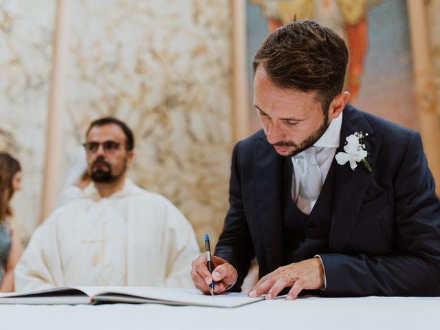 Il matrimonio di Vittoria e Filippo a Torino di Sangro, Chieti 106