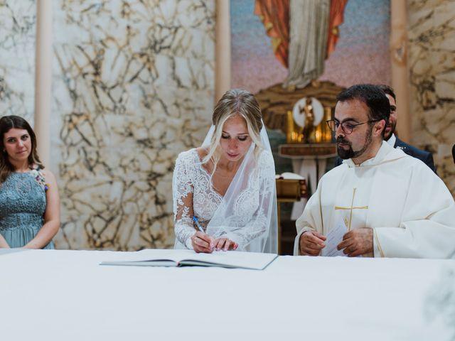 Il matrimonio di Vittoria e Filippo a Torino di Sangro, Chieti 107