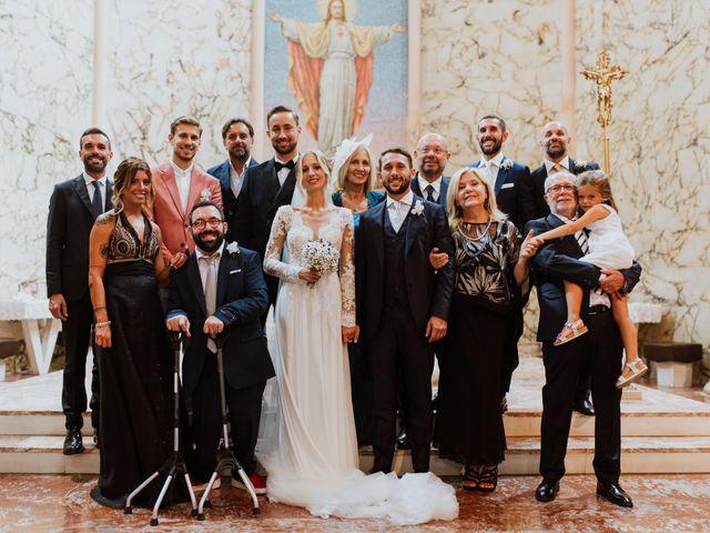 Il matrimonio di Vittoria e Filippo a Torino di Sangro, Chieti 110