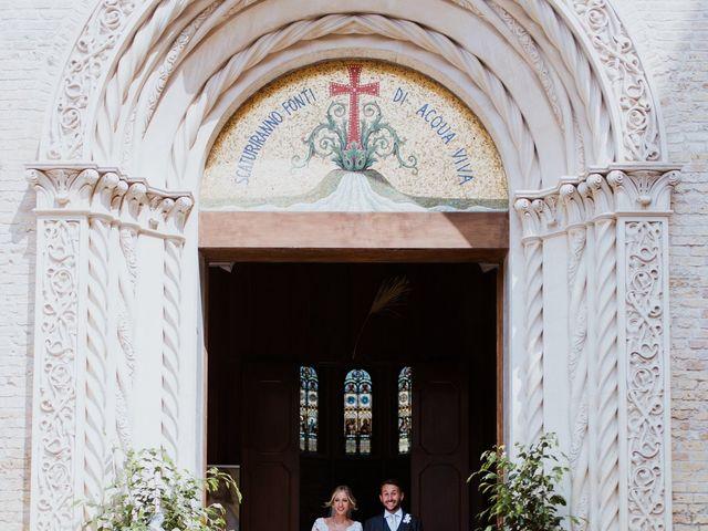 Il matrimonio di Vittoria e Filippo a Torino di Sangro, Chieti 113