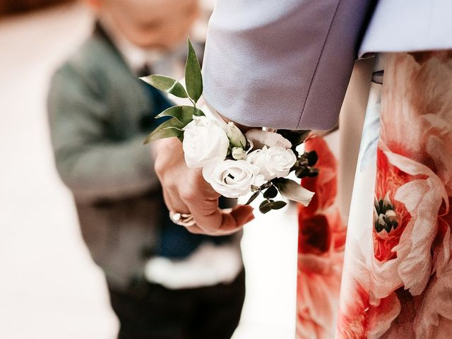 Il matrimonio di Denis e Irene a Noale, Venezia 89