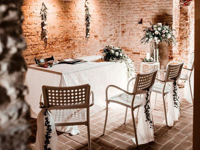 Il matrimonio di Denis e Irene a Noale, Venezia 92