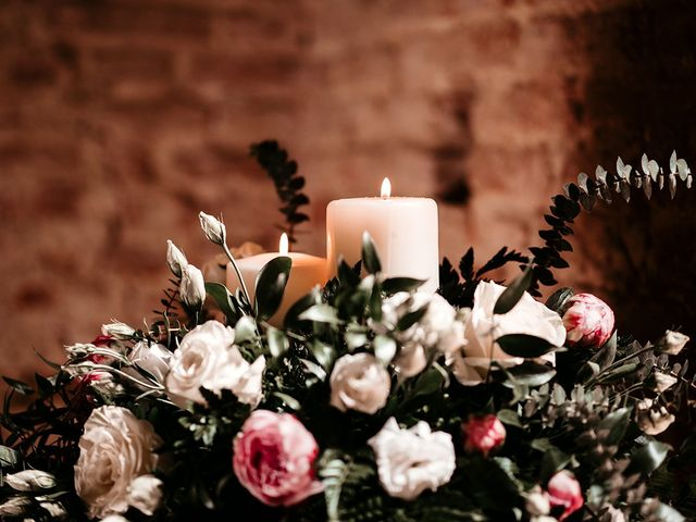 Il matrimonio di Denis e Irene a Noale, Venezia 102