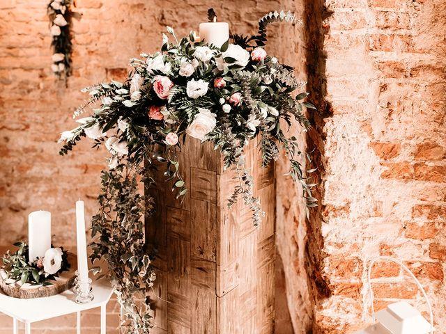 Il matrimonio di Denis e Irene a Noale, Venezia 103