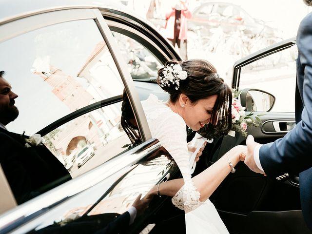 Il matrimonio di Denis e Irene a Noale, Venezia 111