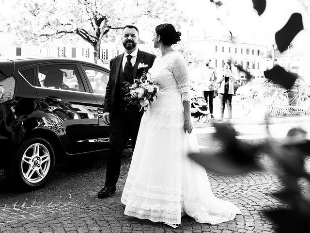 Il matrimonio di Denis e Irene a Noale, Venezia 116