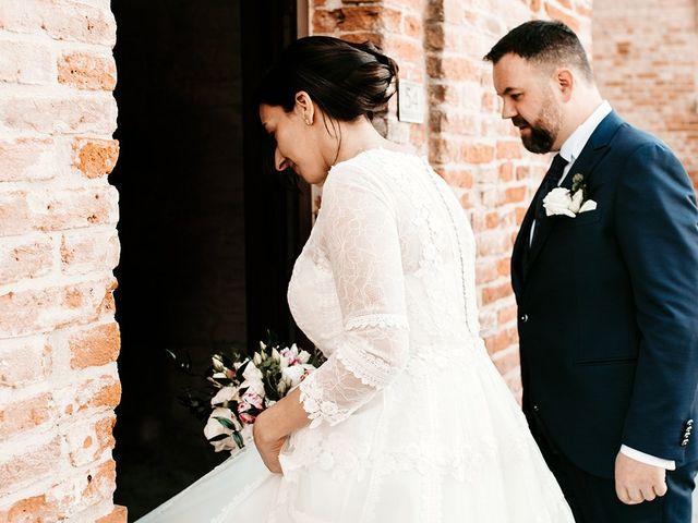 Il matrimonio di Denis e Irene a Noale, Venezia 118