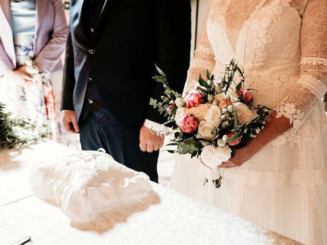 Il matrimonio di Denis e Irene a Noale, Venezia 124