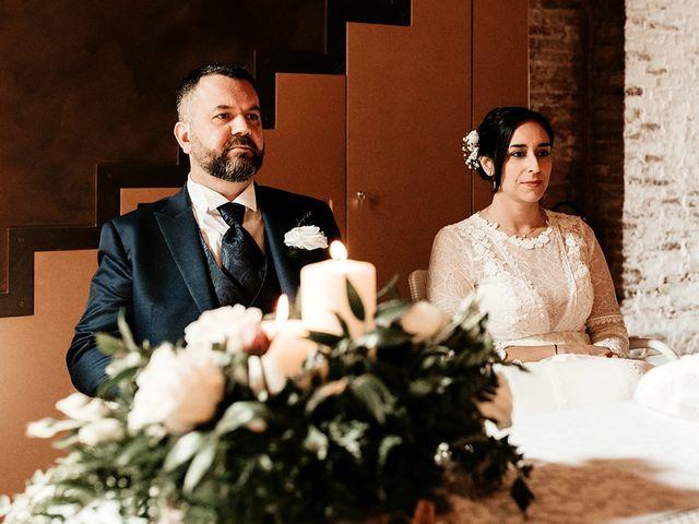 Il matrimonio di Denis e Irene a Noale, Venezia 131