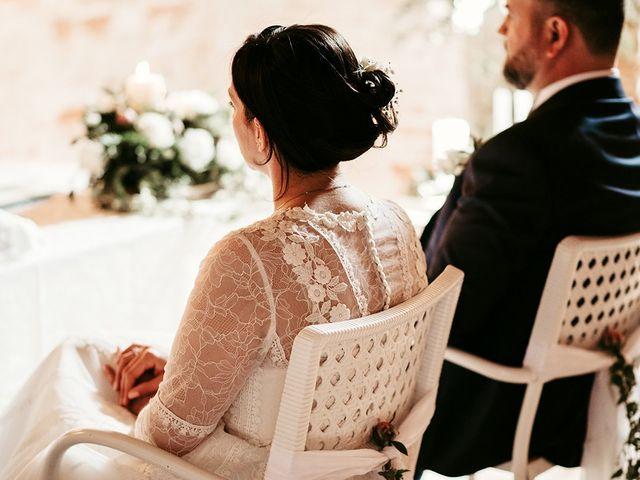 Il matrimonio di Denis e Irene a Noale, Venezia 135
