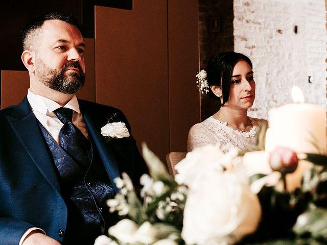 Il matrimonio di Denis e Irene a Noale, Venezia 137