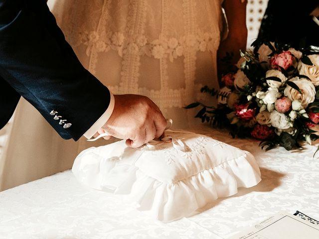 Il matrimonio di Denis e Irene a Noale, Venezia 145