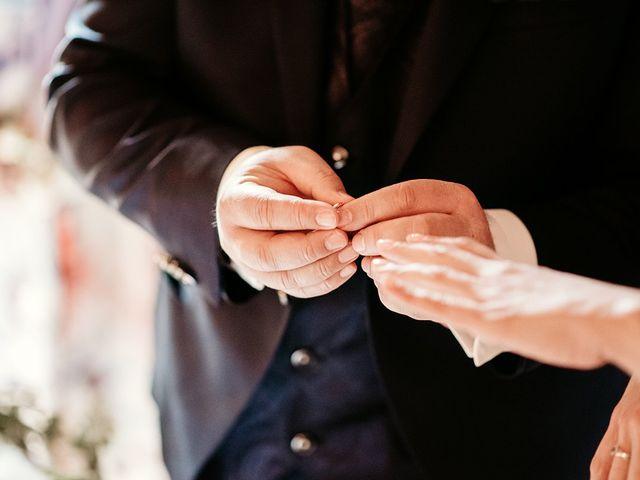 Il matrimonio di Denis e Irene a Noale, Venezia 148