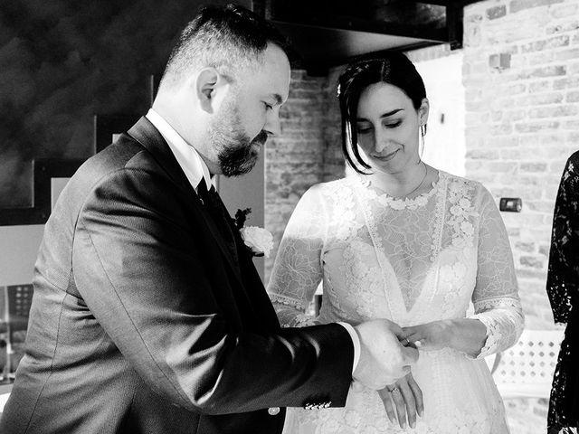 Il matrimonio di Denis e Irene a Noale, Venezia 151