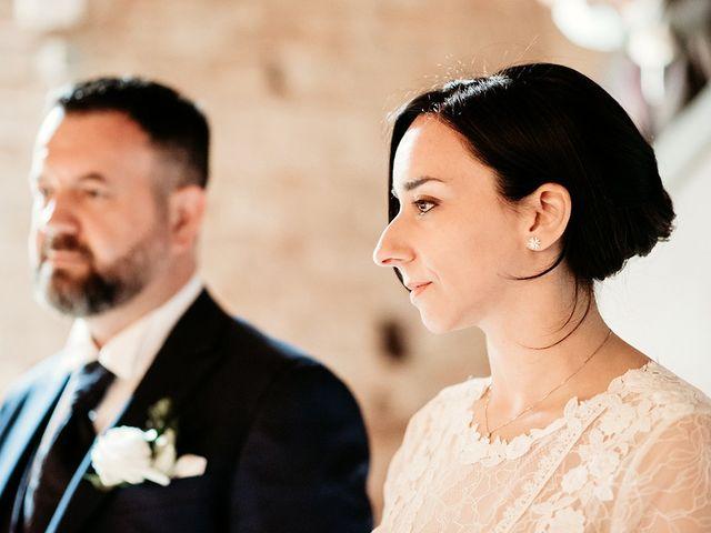 Il matrimonio di Denis e Irene a Noale, Venezia 153