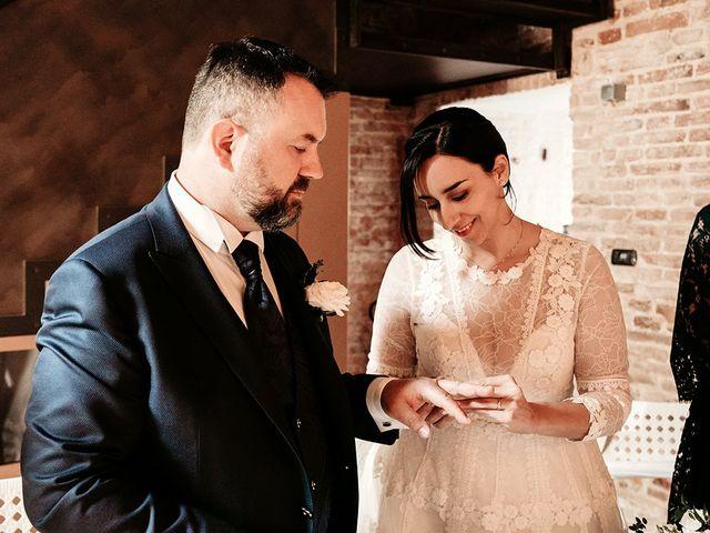 Il matrimonio di Denis e Irene a Noale, Venezia 160