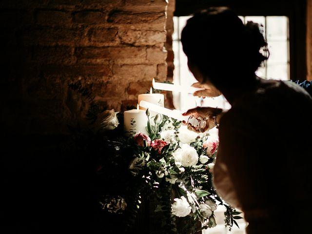 Il matrimonio di Denis e Irene a Noale, Venezia 163