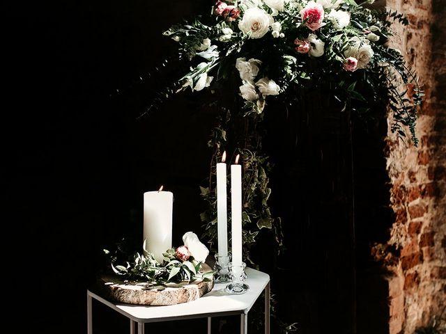 Il matrimonio di Denis e Irene a Noale, Venezia 174