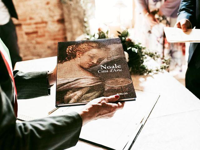 Il matrimonio di Denis e Irene a Noale, Venezia 177