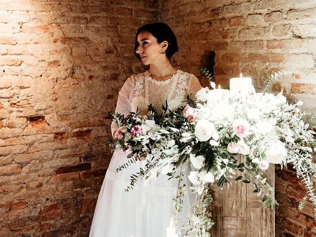 Il matrimonio di Denis e Irene a Noale, Venezia 178
