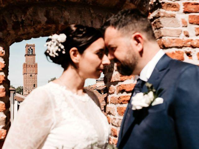 Il matrimonio di Denis e Irene a Noale, Venezia 184
