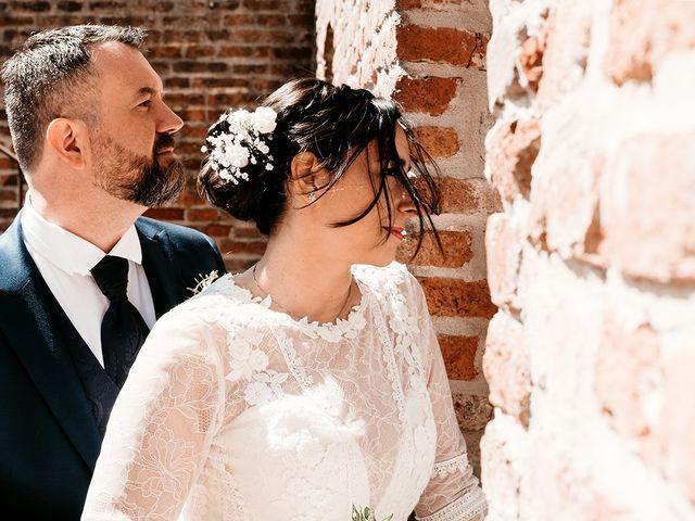 Il matrimonio di Denis e Irene a Noale, Venezia 185