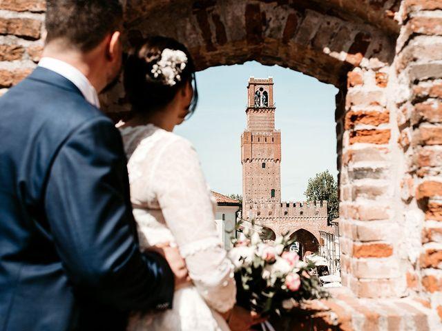 Il matrimonio di Denis e Irene a Noale, Venezia 186