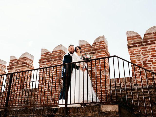 Il matrimonio di Denis e Irene a Noale, Venezia 188