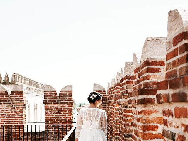 Il matrimonio di Denis e Irene a Noale, Venezia 190