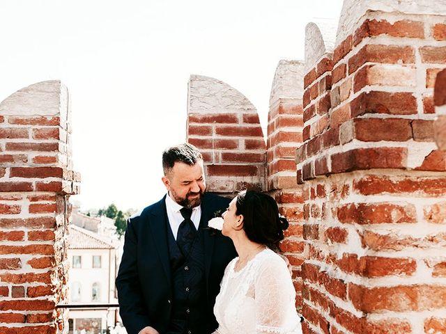 Il matrimonio di Denis e Irene a Noale, Venezia 191