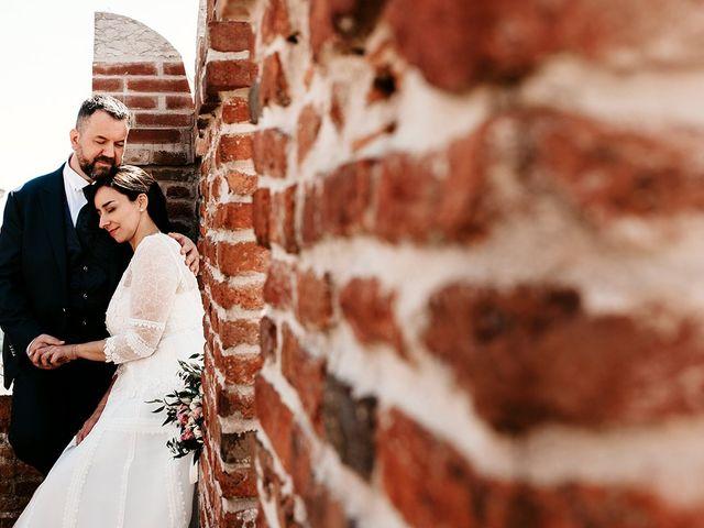 Il matrimonio di Denis e Irene a Noale, Venezia 193