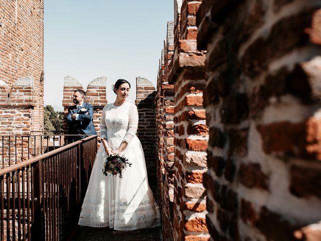 Il matrimonio di Denis e Irene a Noale, Venezia 194