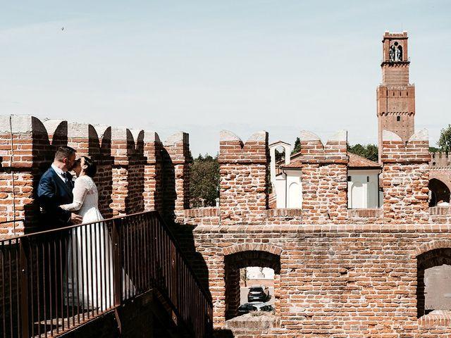 Il matrimonio di Denis e Irene a Noale, Venezia 196