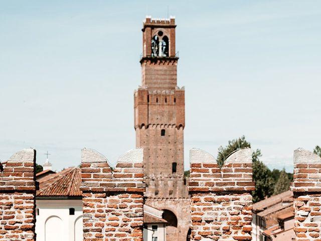 Il matrimonio di Denis e Irene a Noale, Venezia 197
