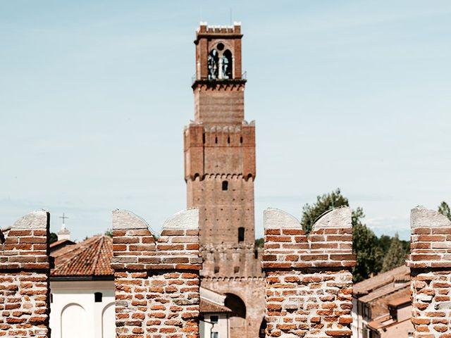 Il matrimonio di Denis e Irene a Noale, Venezia 199