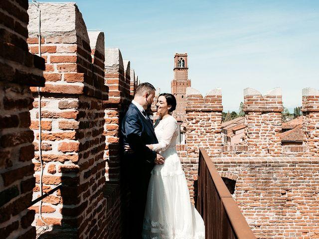 Il matrimonio di Denis e Irene a Noale, Venezia 200