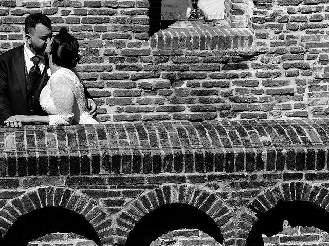 Il matrimonio di Denis e Irene a Noale, Venezia 202