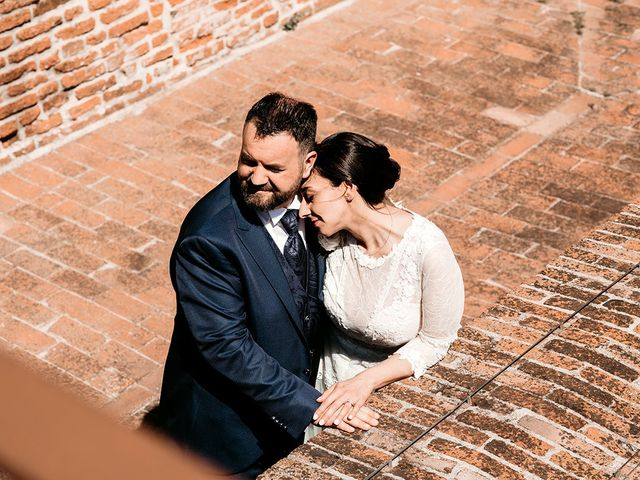 Il matrimonio di Denis e Irene a Noale, Venezia 203
