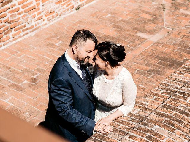 Il matrimonio di Denis e Irene a Noale, Venezia 204